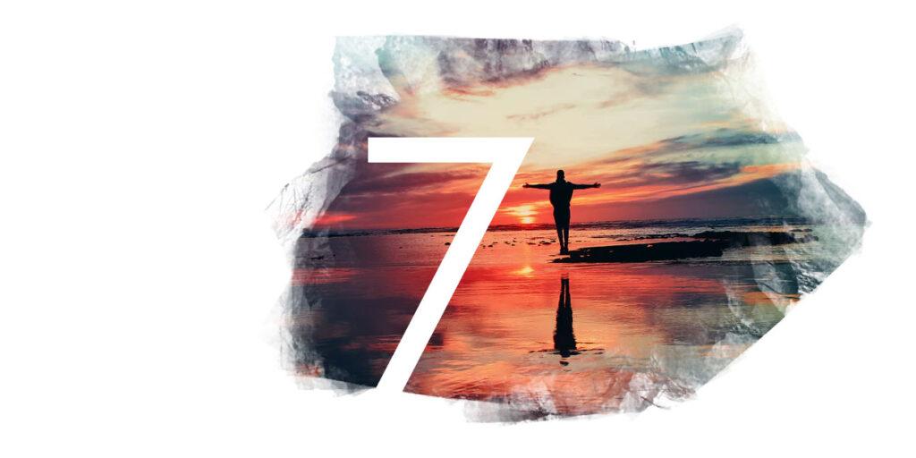 Siedem sposobów na (coś) znaczące życie